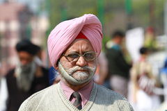 Sikh man Royalty Free Stock Image