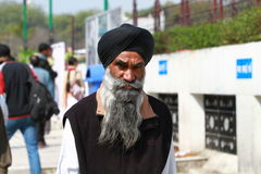 Sikh man Stock Images