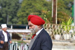 Sikh man Royalty Free Stock Photo