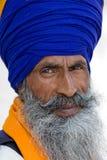 Sikh men in Amritsar, India. Stock Photos