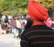 Sikh mens Stock Afbeelding