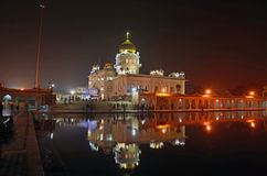 Sikh temple Stock Photography