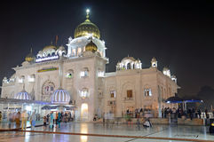 Sikh temple Stock Image