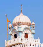 Sikh temple Royalty Free Stock Photography