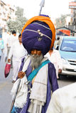 Sikh warrior Royalty Free Stock Photo