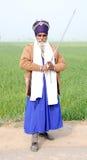 Sikh warrior Royalty Free Stock Image