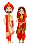 Sikh Wedding Couple