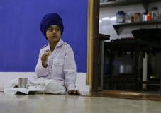Sikh079 Royalty Free Stock Image