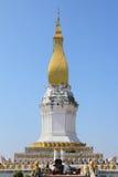 Sikhottabong pagoda, Khammouan, Tha Khaet, Lao. stock images