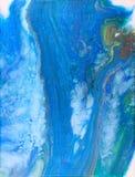 Siklawa Akrylowa Nalewa Rzadkopłynnego obraz ilustracji