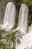 Siklawa Iguacu Zdjęcie Royalty Free