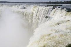 Siklawa Iguacu Zdjęcie Stock