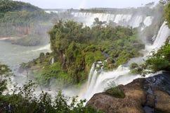 Siklawa Iguacu Fotografia Royalty Free