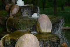 Siklawa kamień Zdjęcia Royalty Free