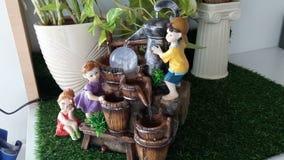 Siklawa model dla pięknego ogródu zbiory