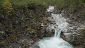 Siklawa na halnej rzece zbiory