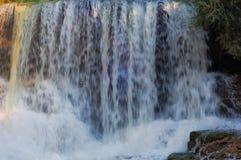 Siklawa na rzece Obrazy Royalty Free