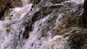 Siklawa Strumień woda zakończeniem zbiory wideo