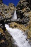Siklawa w Środkowym Bałkańskim park narodowy, Bułgaria Fotografia Stock