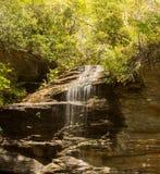 Siklawa w Appalachians zdjęcia royalty free