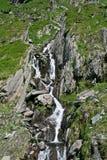 Siklawa w Fagaras górach, Rumunia Obraz Royalty Free