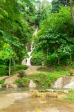 Siklawa w natura parku, Tajlandia Fotografia Royalty Free