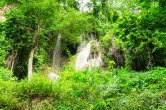 Siklawa w natura parku, Tajlandia Obraz Stock