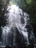 Siklawa w parku narodowym Ricon De Los Angeles Vieja Zdjęcie Royalty Free