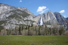 Siklawa Yosemite Obraz Stock