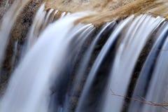 Siklawy góry wiosny fotografia stock