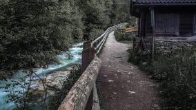 Siklawy rzeka zdjęcia royalty free
