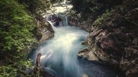 Siklawy rzeka obrazy stock