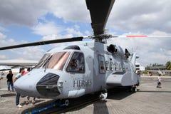 sikorsky的直升机 库存图片