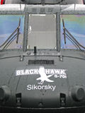 Sikorsky Blackhawk S-70i Royalty Free Stock Images