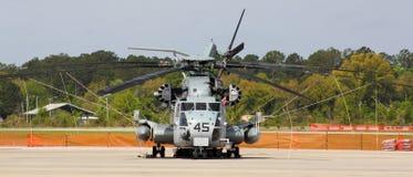 Sikorsky CH-53 havshingst Fotografering för Bildbyråer
