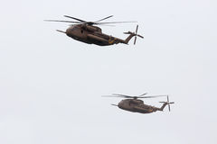 Sikorsky CH-53 Royalty Free Stock Photo