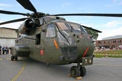 Sikorsky CH-53 ogiera helikopter Obrazy Royalty Free