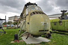 Sikorsky H-34 Zdjęcia Stock