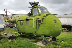 Sikorsky H-19 fotografia de stock