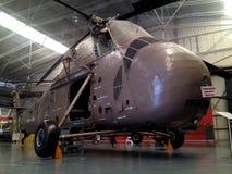 Sikorsky h-34C Choctaw bij een museum van Bangkok stock afbeelding