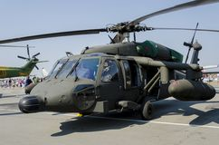 Sikorsky S-70a Black Hawk Stock Photos