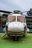 Sikorsky S-92 Helicopter - Front Stock Photography