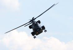 Sikorsky S-65, helikopter för transport CH-53 Arkivbilder