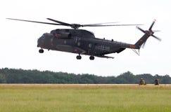 Sikorsky S-65, helikopter för transport CH-53 Royaltyfri Bild
