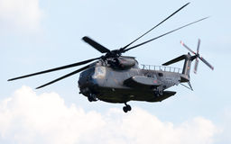 Sikorsky S-65, helikopter för transport CH-53 Royaltyfri Foto