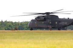 Sikorsky S-65, helikopter för transport CH-53 Arkivfoton