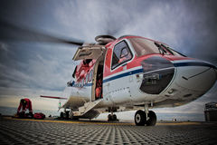 Sikorsky S92 Royalty Free Stock Image