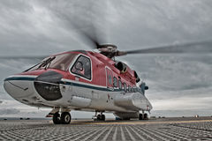 Sikorsky S92 Stock Photography