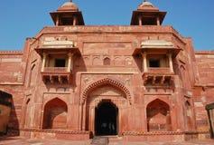 sikri дворца s jodh fatehpur bai Стоковая Фотография