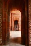 sikri Индии fathepur свода стоковая фотография